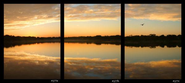 Sunset Lake 1