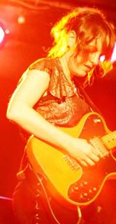 Singer/Songwriter Kelley Vaughn