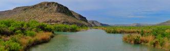 Pecos River, Texas, Series 1